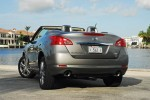 2012 Nissan Murano Convertible Beauty Rear LA Done Small