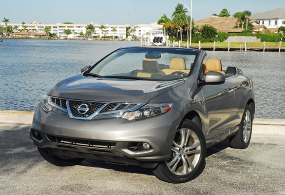 2012 Nissan Murano CrossCabriolet Review