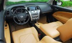 2012 Nissan Murano Convertible Dashboard Done Small