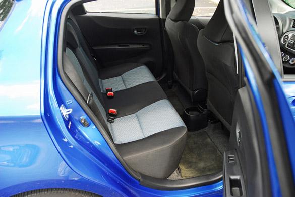 2012 Toyota Yaris Five Door Se Sport Edition Review Amp Test