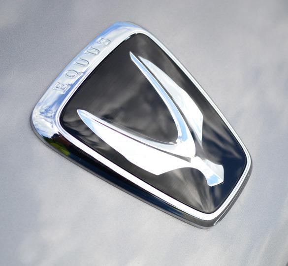 100 Hot Cars 187 Hyundai Equus