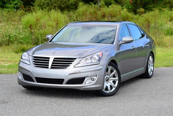 2012 Hyundai Equus Signature Review & Test Drive
