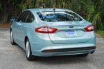 2013 Ford Fusion SE Hybrid Beauty Rear Done Small