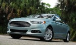 2013 Ford Fusion SE Hybrid Beauty Right LA Up Done Small