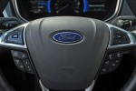 2013 Ford Fusion SE Hybrid Steering Wheel Controls Done Small