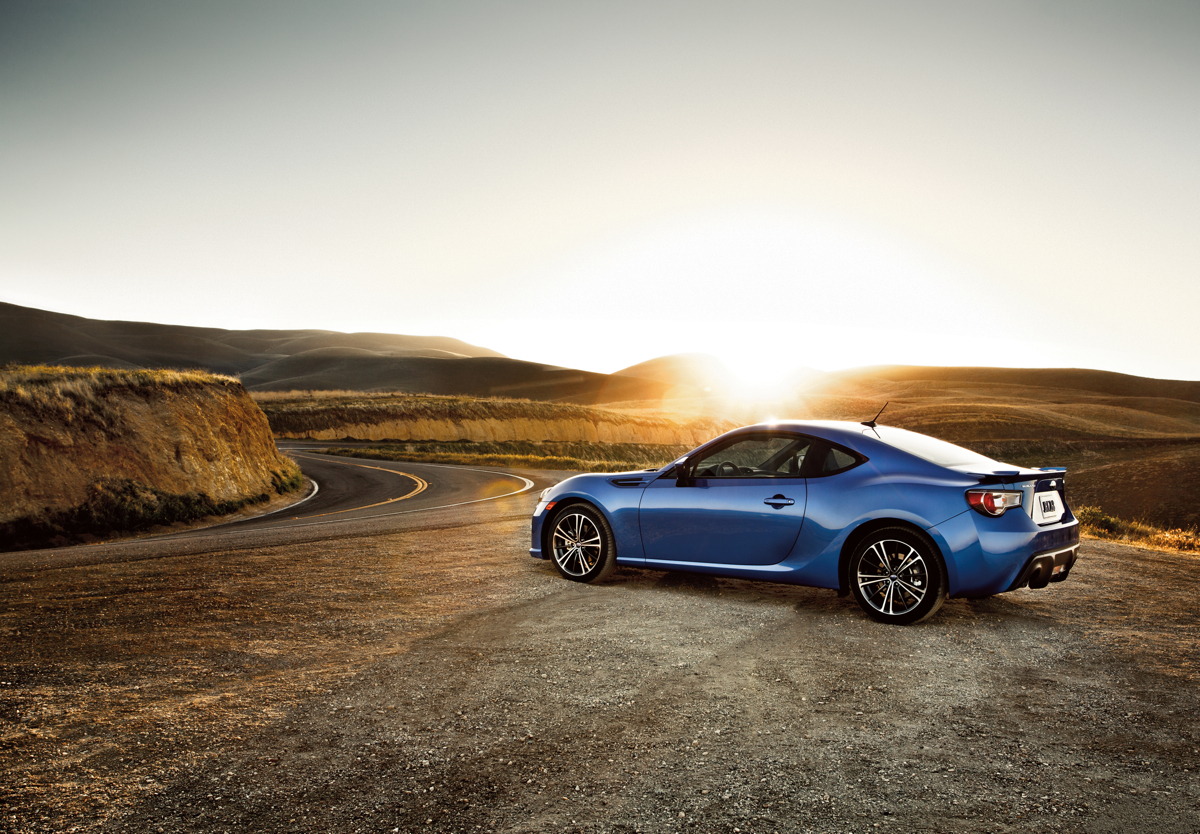 'Fast And The Furious 6' To Feature Subaru's BRZ
