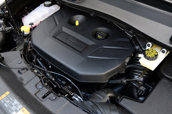 2013 Ford Escape Ecoboost Engine