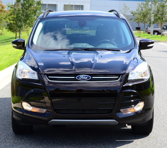 2013 Ford Escape Hybrid: 2013 Ford Escape 2.0L EcoBoost SEL FWD Review & Test Drive