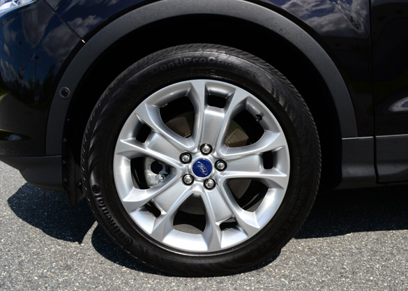 2013 ford escape 2.0l ecoboost sel fwd review & test drive