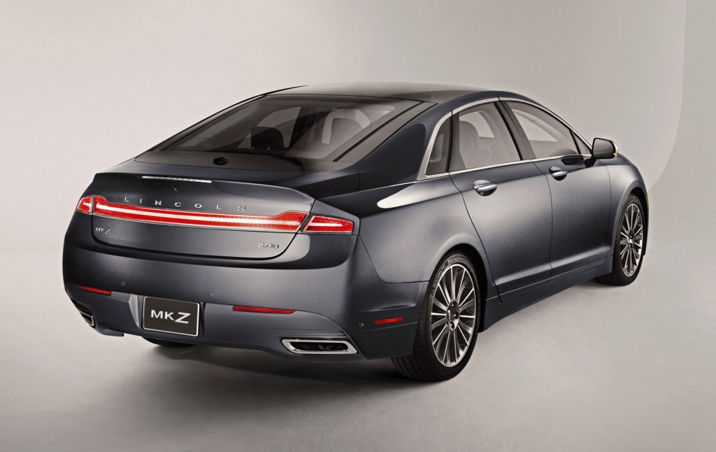 2012 Lincoln Mkz Hybrid Review >> 100 Hot Cars » Automotive