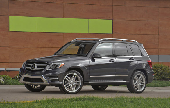 2013 Mercedes-Benz GLK350 4MATIC Review & Test Drive