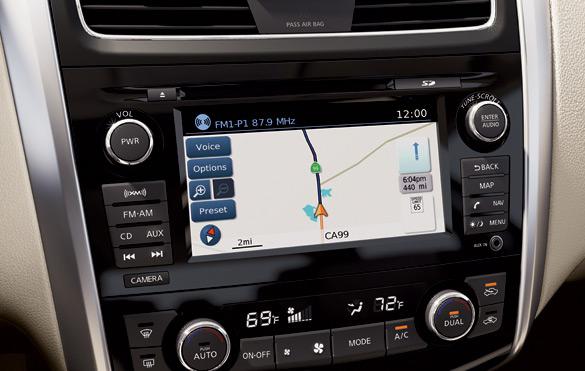 100 Hot Cars » Blog Archive » 2013 Nissan Altima 2.5 SV ...