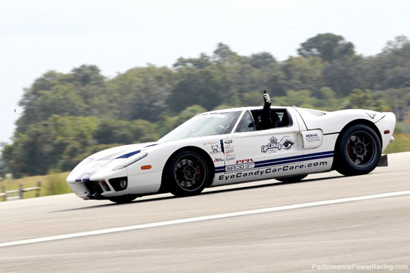 New Standing Mile Record Set By 283 mph Ford GT