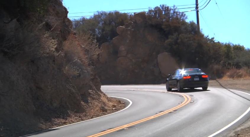 Matt Farah Drives The New Audi S8: Video