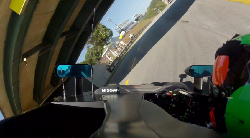 Nissan Delta Wing Crashes In Petit Le Mans Practice: Video