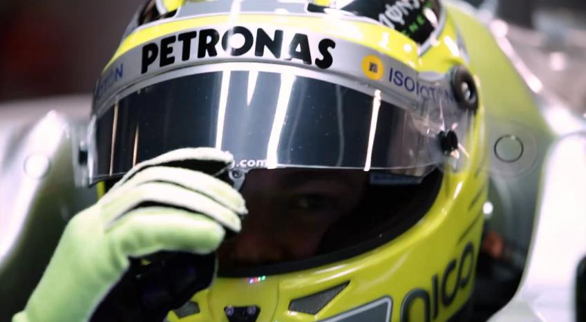 The Evolution Of Formula One Crash Helmets, Explained: Video