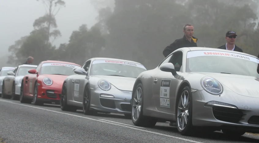 100 Hot Cars 187 Targa Tasmania