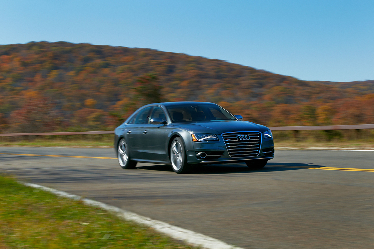 2013 Audi S6, S7 And S8: First Drive Report