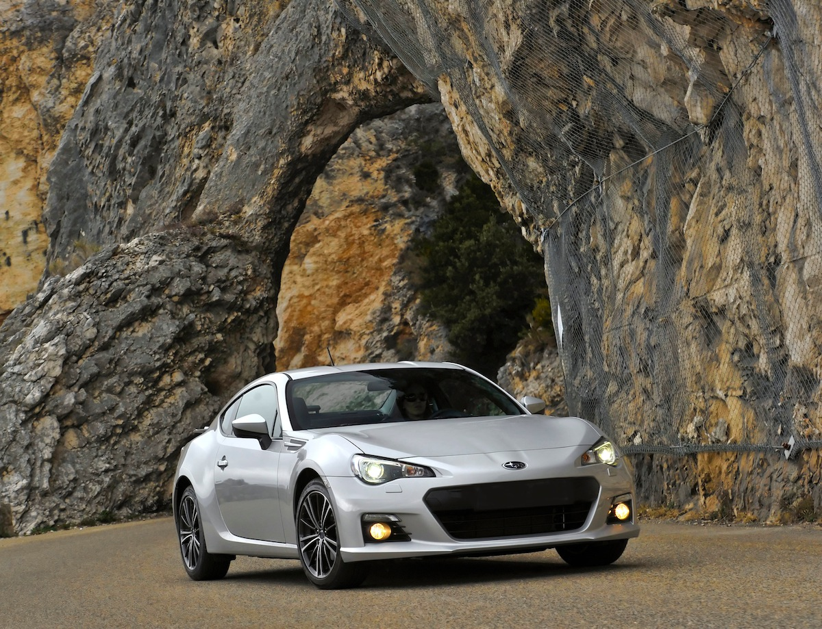 Subaru Developing BRZ Turbo – Report