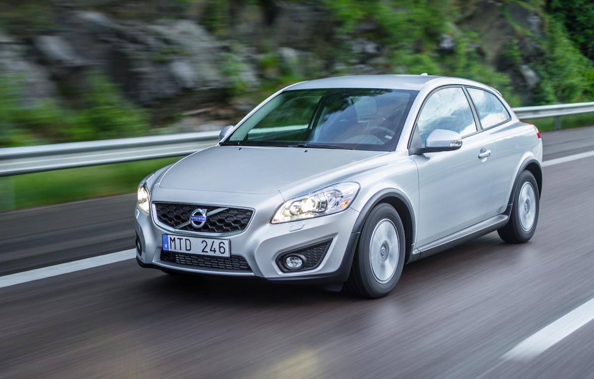 Volvo Kills Off Its C30 Hatchback