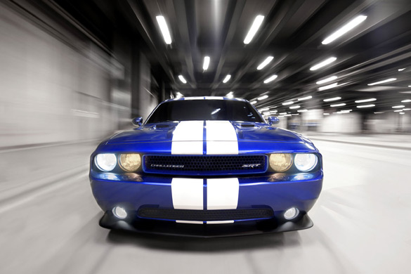 2013 Dodge Challenger Supercharged Caught Testing