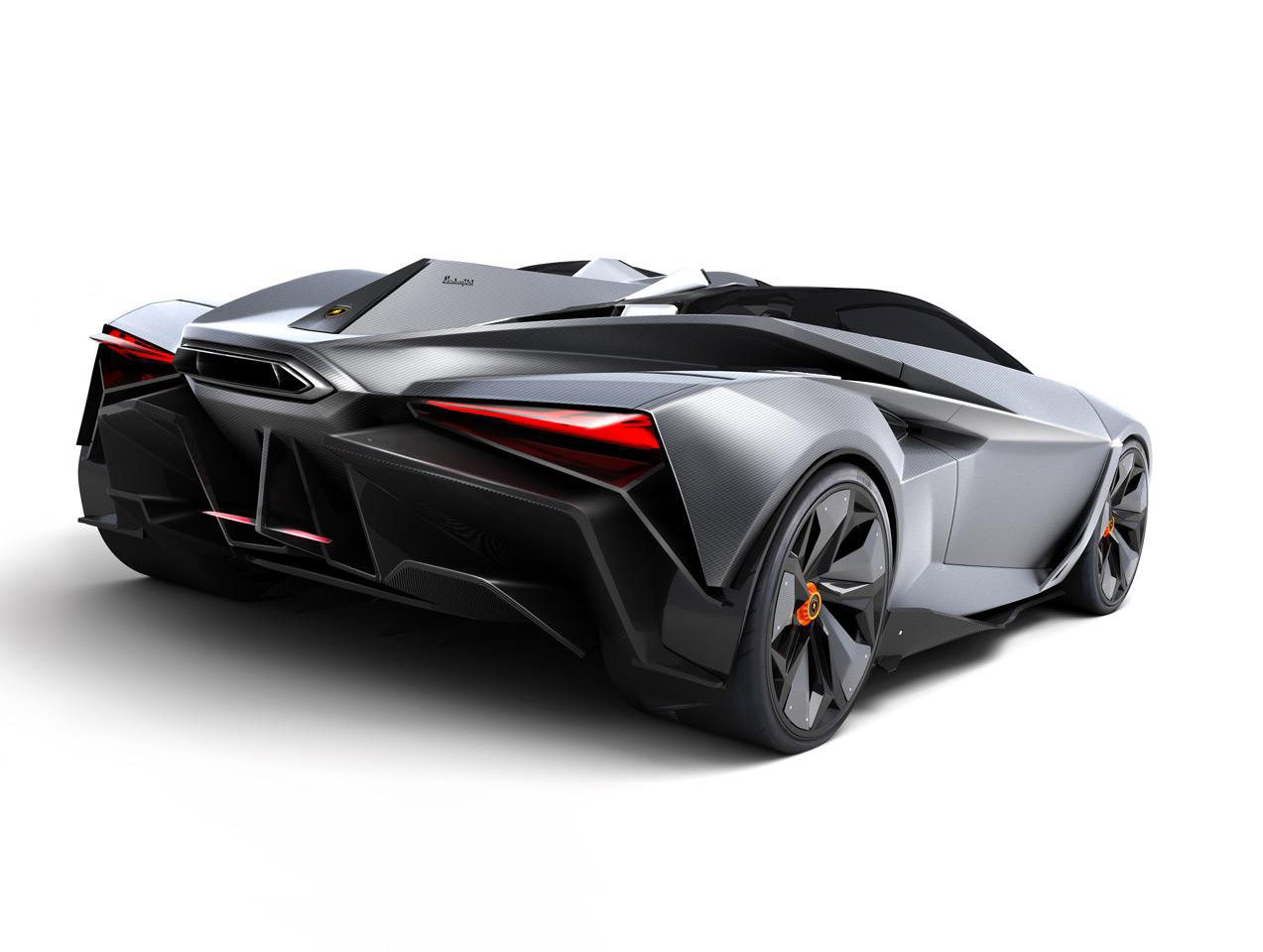 College Design Student Envisions Extreme Lamborghini Supercar to Compete with Veyron SS