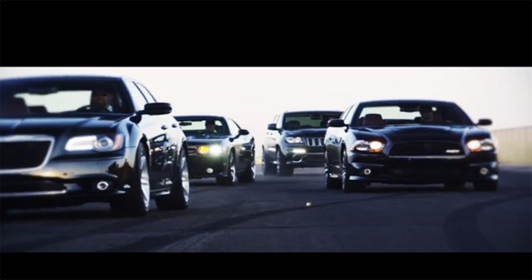 It's Not Just a Brand – SRT Family Ties Promo Video Shows-Off Their Five SRT Vehicles