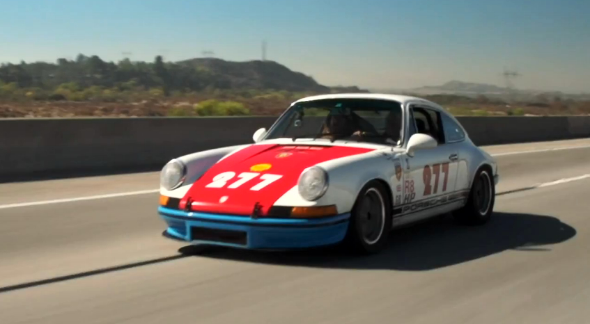 Magnus Walker, Urban Outlaw, Visits Jay Leno's Garage: Video
