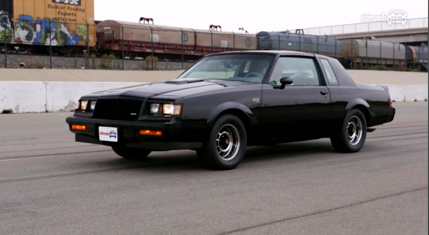 Edmunds Road Tests A 1987 Buick Regal Grand National: Video