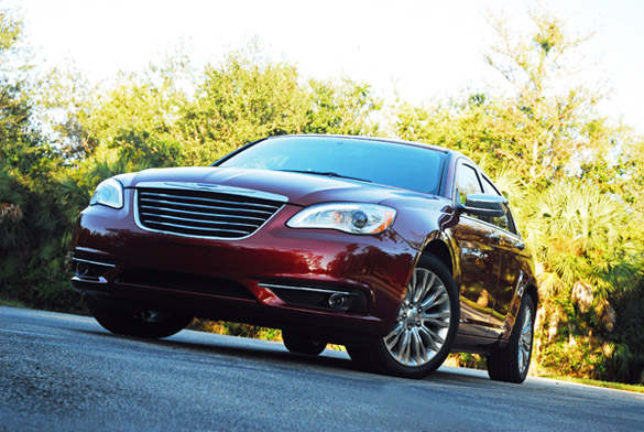 2012 chrysler 200 limited sedan review test drive. Cars Review. Best American Auto & Cars Review