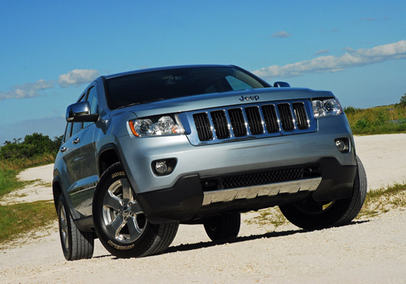 2012 Jeep Grand Cherokee 4×4 Limited Review & Test Drive