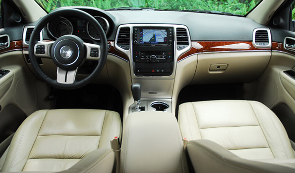 Guiding The All New Grand Cherokee ...