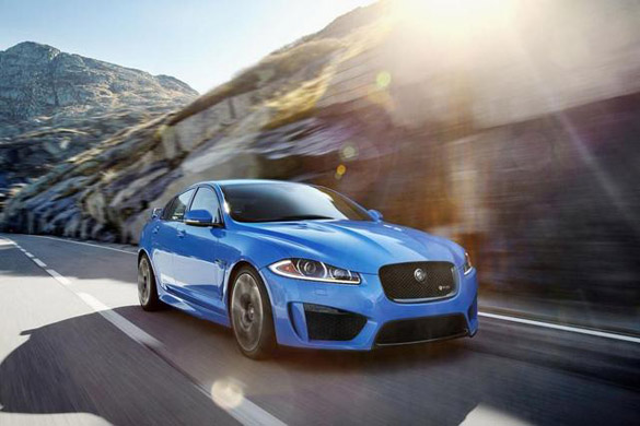 2014 Jaguar XFR-S Revealed – Places BMW M5 In Crosshairs