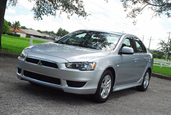 2013 Mitsubishi Lancer SE AWC Review & Test Drive