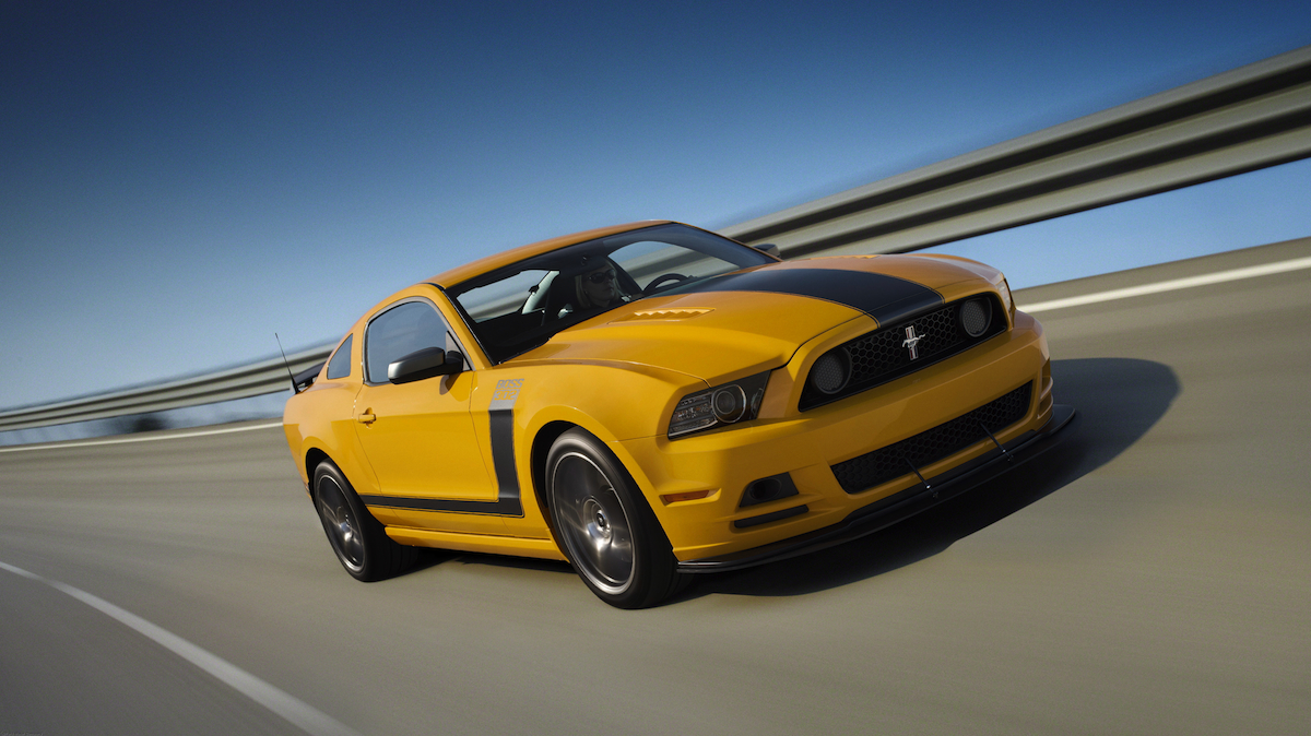 The Boss Won't Be Back: Ford Kills The Boss 302 After 2013