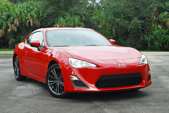 2013 Scion FR-S – Second Look Test Drive