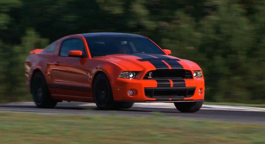 Ford Explains The Engineering Behind The Shelby GT500: Video
