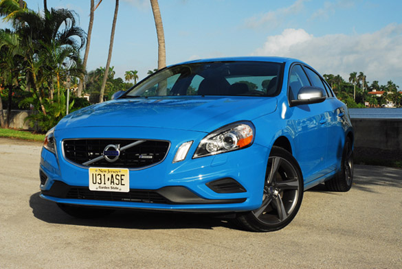 2013 Volvo S60 T6 AWD R-Design Review & Test Drive