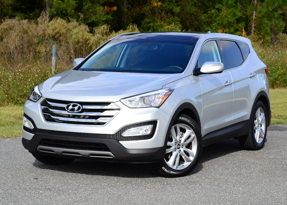 2013 Hyundai Santa Fe Sport 2.0 T >> 2013 Hyundai Santa Fe Sport AWD 2.0T Review & Test Drive