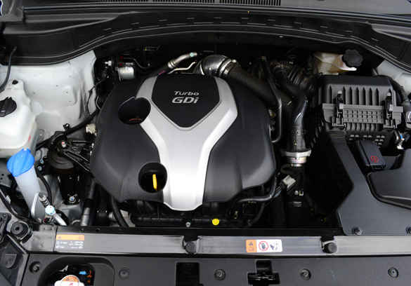 2013 Hyundai Santa Fe Sport Awd 2 0t Review Amp Test Drive