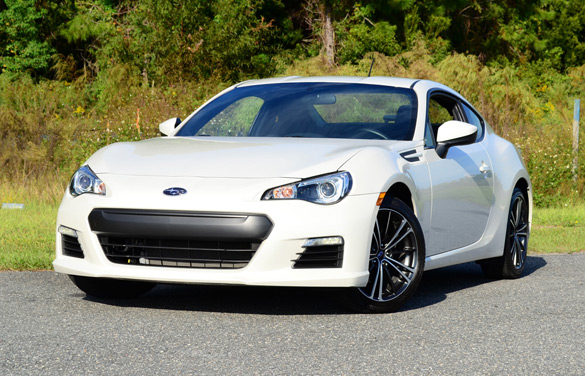 2013 Subaru BRZ Review & Test Drive