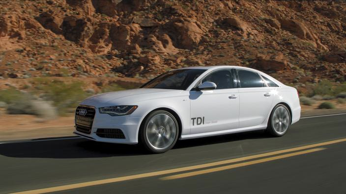 Audi Introducing Four New TDI Models In Los Angeles