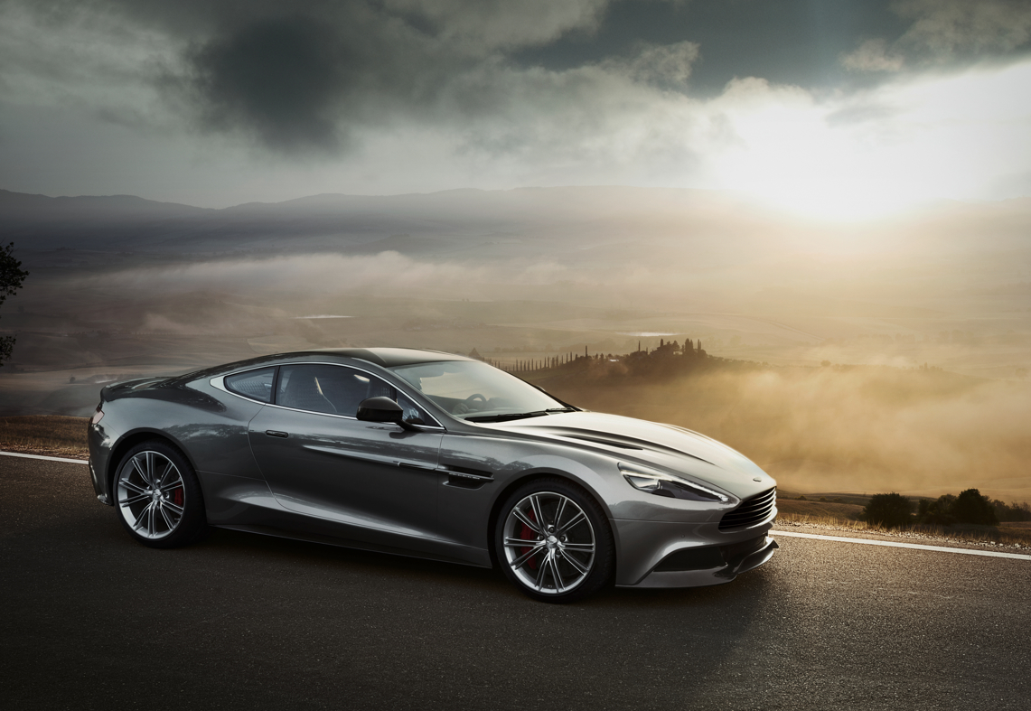Two Buyers Vying For Stake In Aston Martin