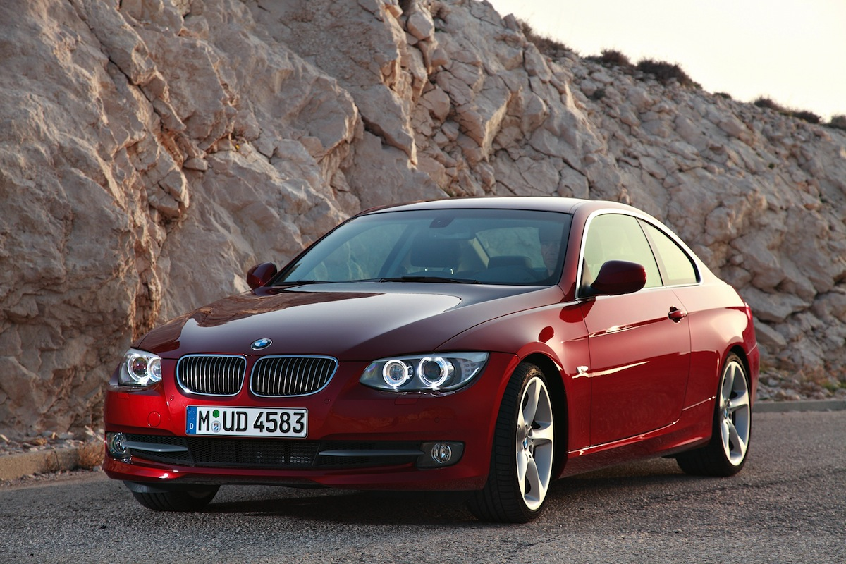 BMW To Reveal 4-Series Coupe At North American International Auto Show
