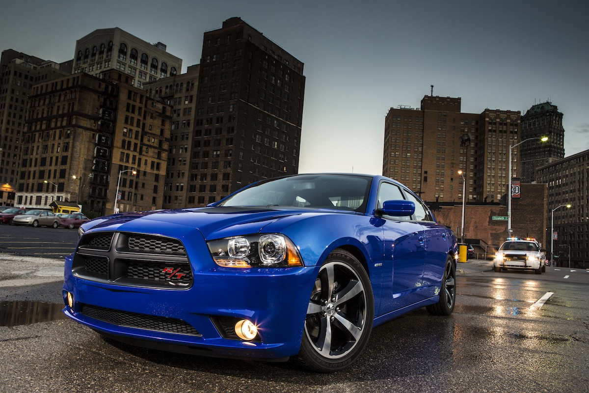 2013 Dodge Charger Daytona To Debut In Los Angeles