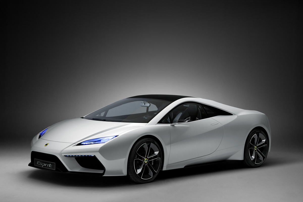 Lotus Esprit Finalized, But Still Not Approved: Report