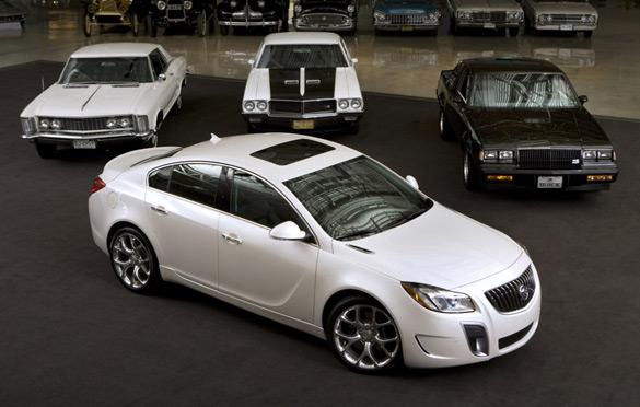 Fingers Crossed: Buick May Reintroduce Grand National as RWD Sedan