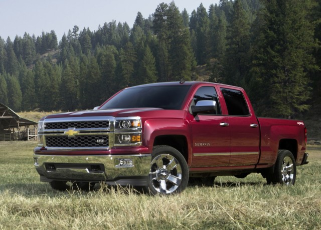 GM Reveals New Full-Size Trucks: 2014 Chevrolet Silverado & 2014 GMC Sierra Details