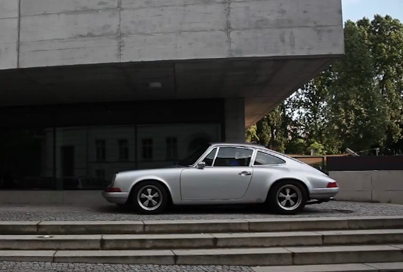 The Porsche 911 Of Bugatti Designer Achim Anscheidt: Video