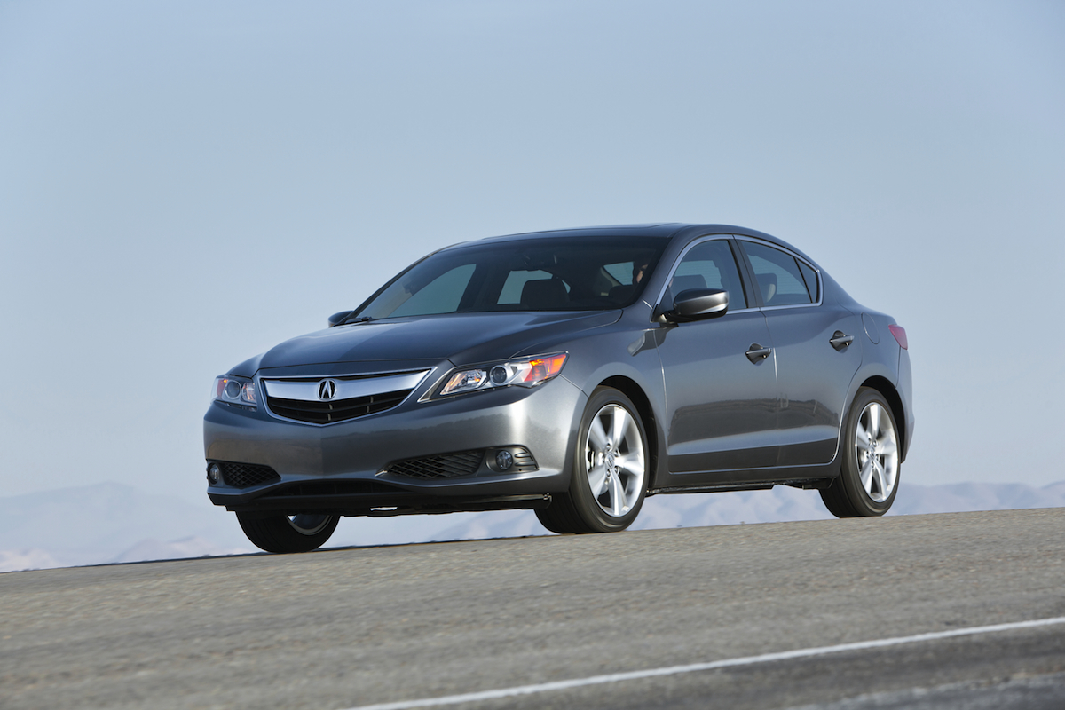 Changes (Already) Planned For Acura's ILX
